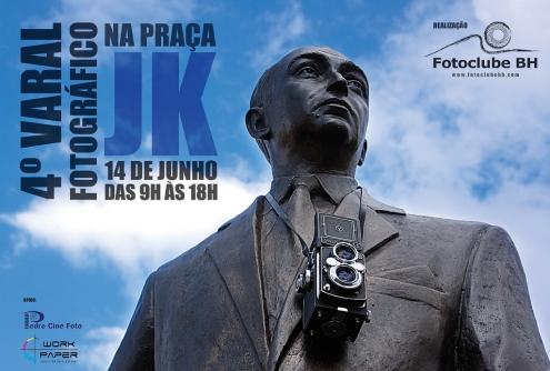 Quarto Varal Fotográfico: Belo Horizonte