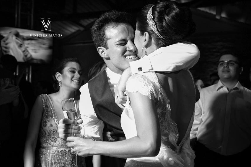 O buquê é meu ok? | Casamento Flávia e Luis